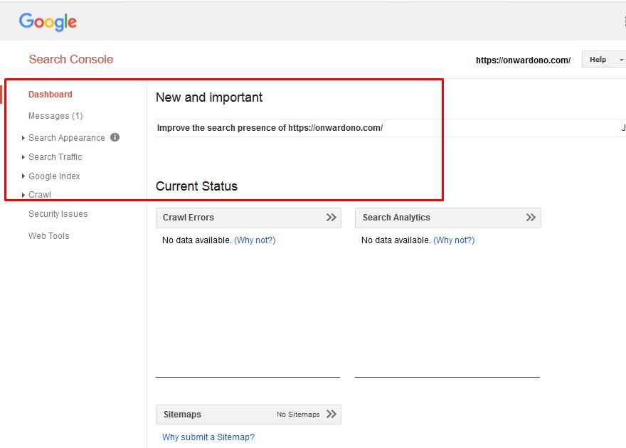 cara mendaftarkan webiste atau blog ke webmasters tools dengan cepat dan mudah